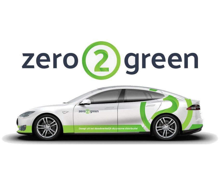 Zero 2 Green Tesla